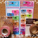 ワッツ(100均)購入品♪便利クリップ&可愛いマスキングテープ